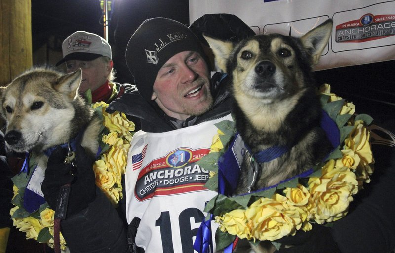 Iditarod-Things to Know, Dallas Seavey
