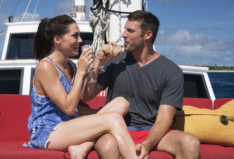 'The Bachelorette' makes choice, and its Garrett Yrigoyen