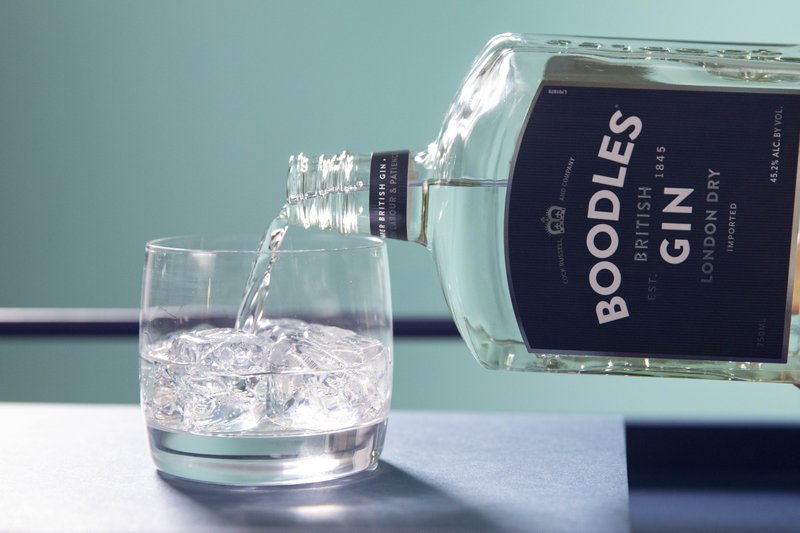 "Boodles Gin Says Cheers to Britain's New American Royal with a ""New Proper"" Brand Campaign"