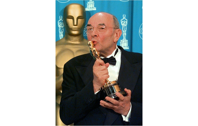 Stanley Donen, director of 'Singin' in the Rain,' dies at 94