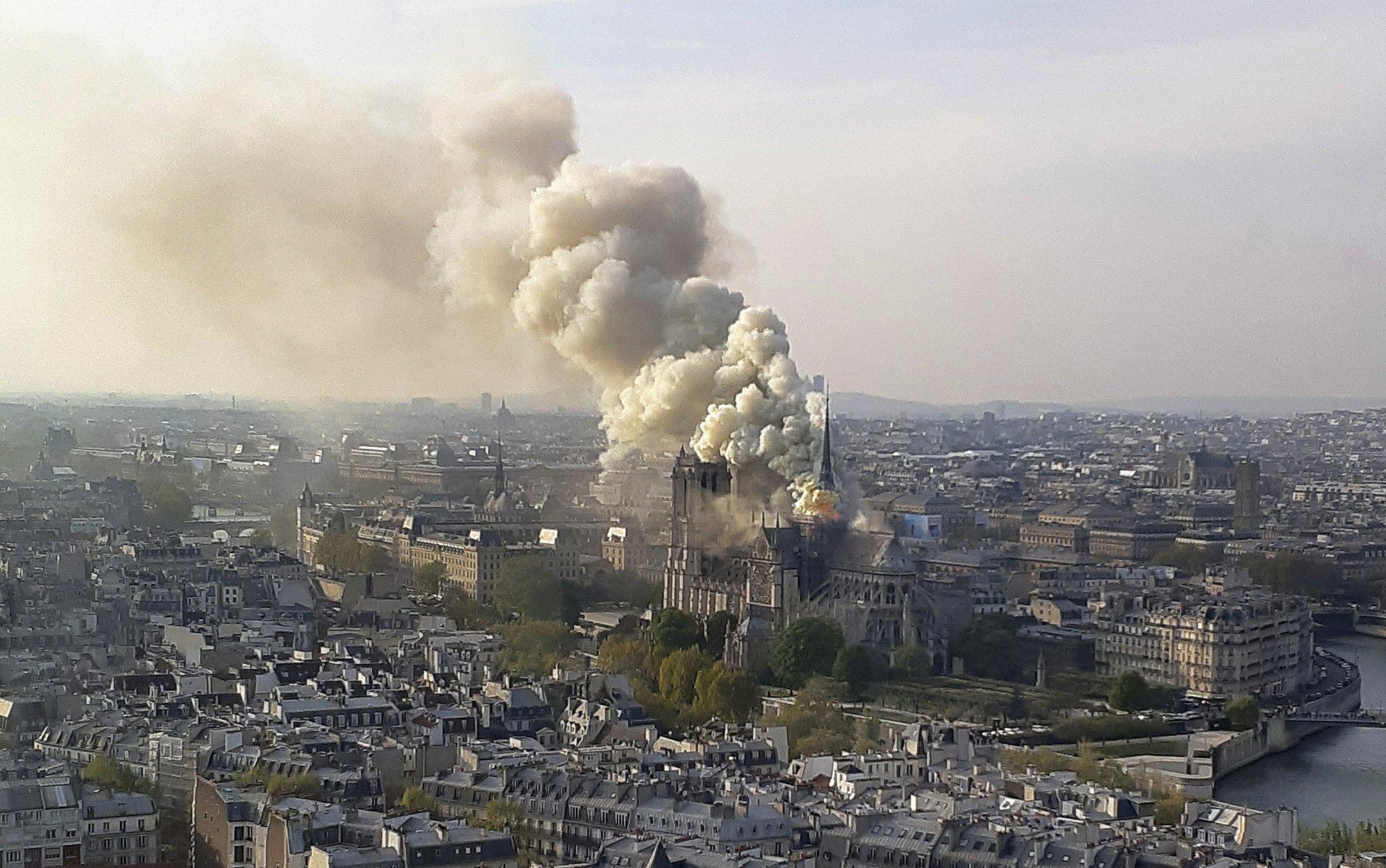 Breyer finds hope, optimism in Notre Dame rebuilding effort