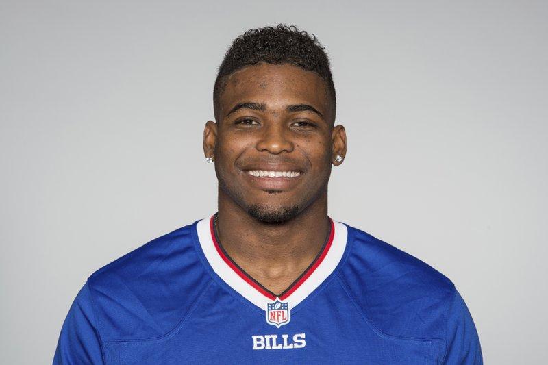 aaron williams buffalo bills jersey