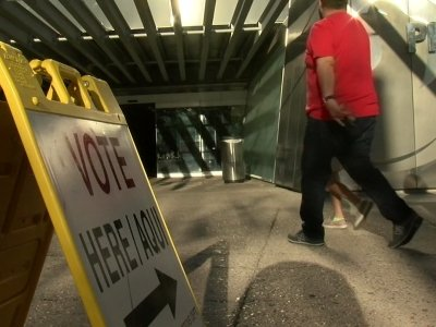 Multiple voting locations down in Arizona