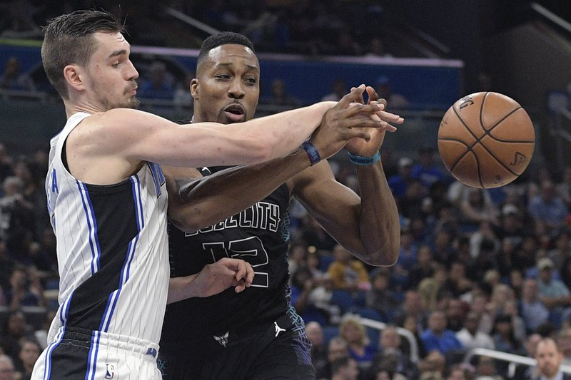 Dwight Howard, Mario Hezonja