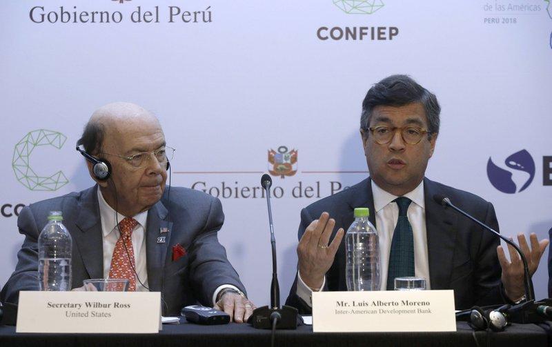 Wilbur Ross, Luis Alberto Moreno