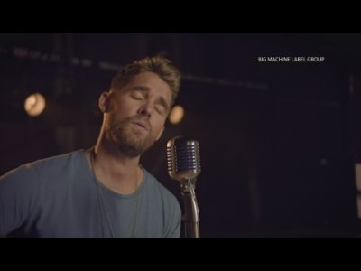 Brett Young's fiancée is inspiration for new record