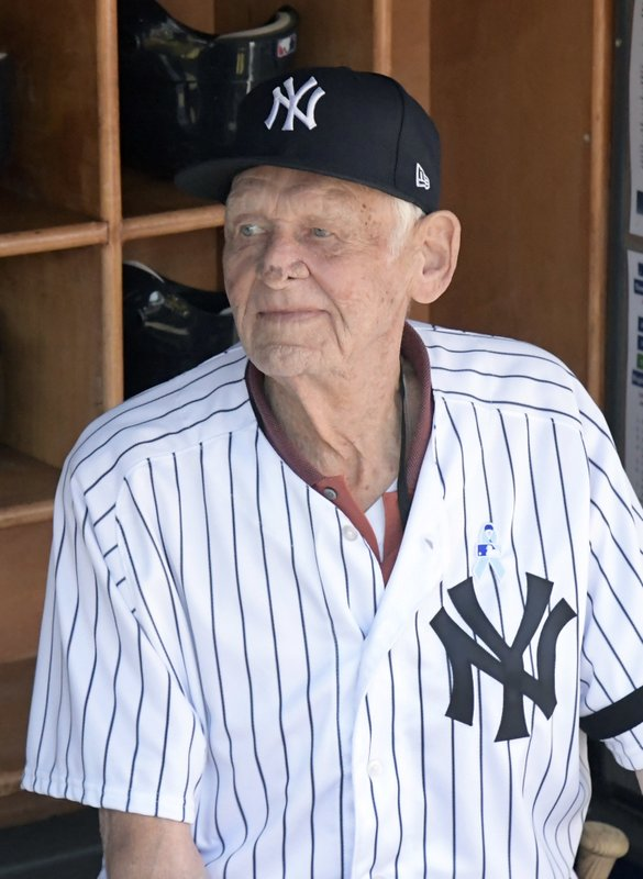 Image result for don larsen 2018
