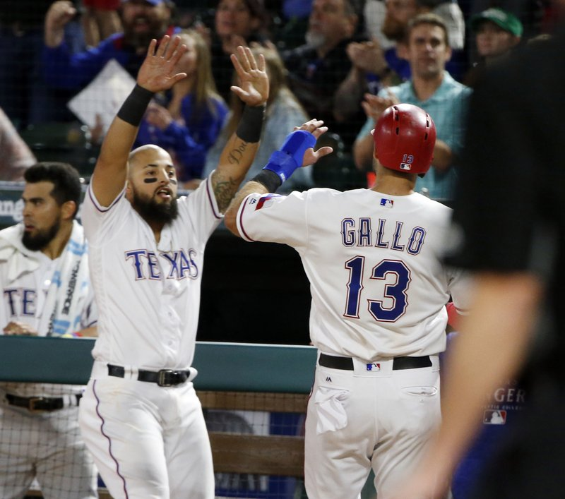 Rougned Odor, Joey Gallo