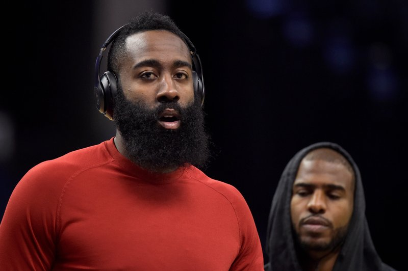 James Harden, Chris Paul