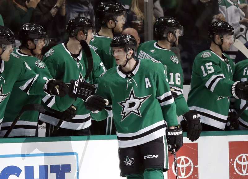 promo code 2c641 efde5 Radulov, Stars too much for Panthers 4-2