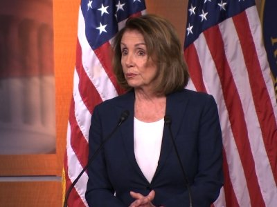 Pelosi: 'We Have to Act Now' on Gun Laws