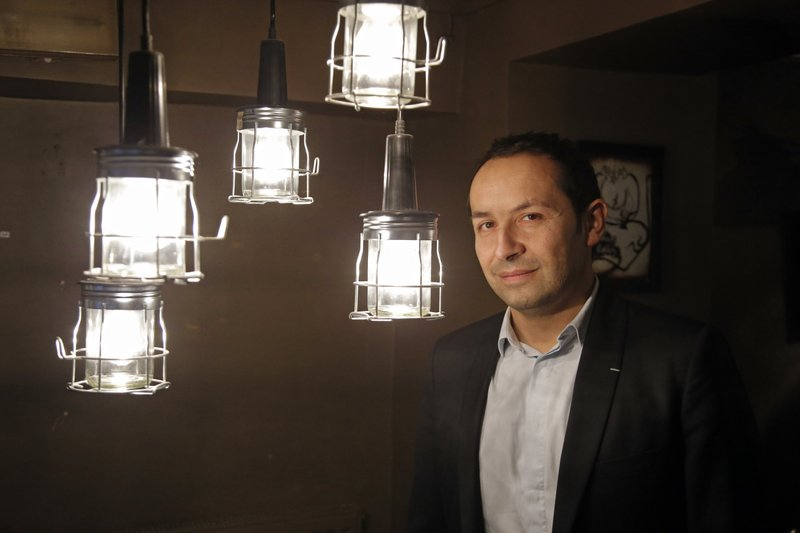 Sebastien Chenu
