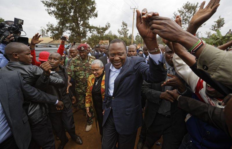 Uhuru Kenyatta, Margaret Kenyatta