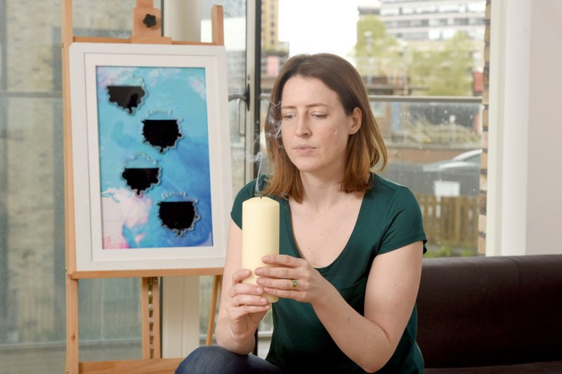 Philips: Art and Science Collide to Expose Pollution in the Home