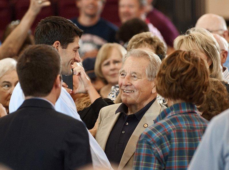 Paul Ryan, Ralph Regula