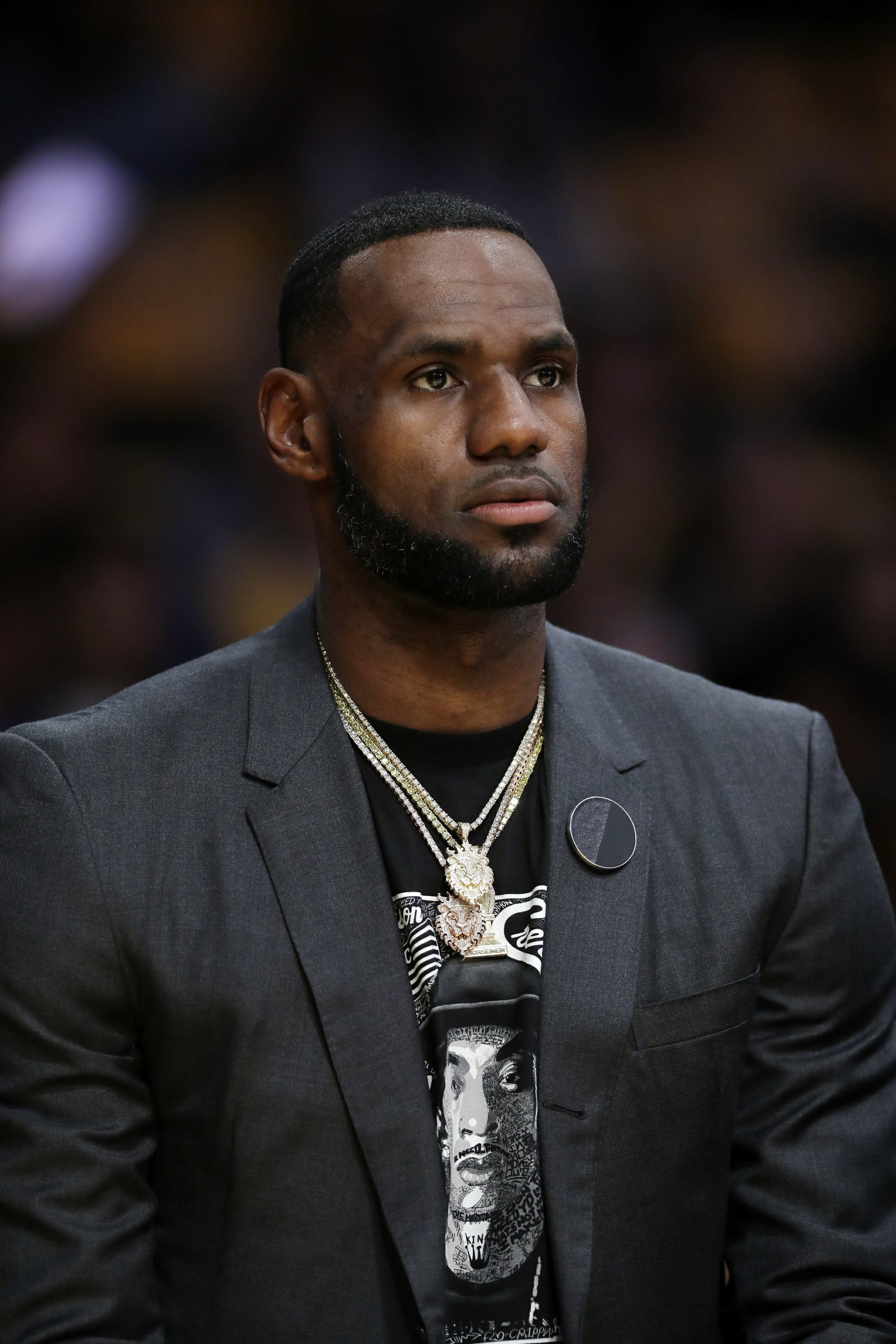 af3f14103a1 LeBron James to be executive producer of boxing series