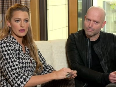 Blake Lively emerges from darkness in new film
