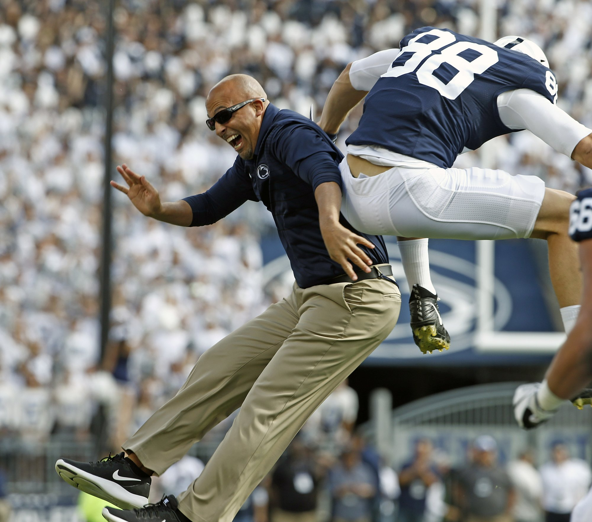 Franklin leads Penn State with grand vision a26f3d45f