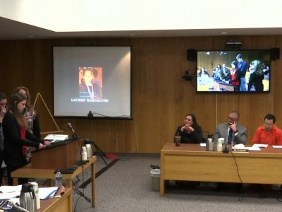 Sisters Testify Before Father Lunges at Nassar