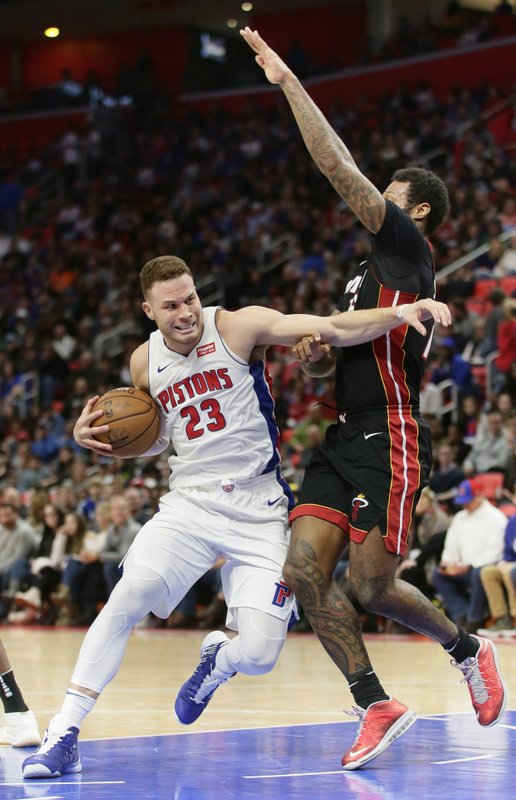 Blake Griffin, James Johnson