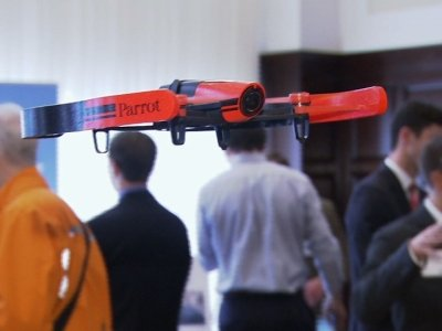 Small, Commercial Drones Cleared for Takeoff