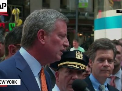 NYPD: Times Square Crash Not Act of Terrorism