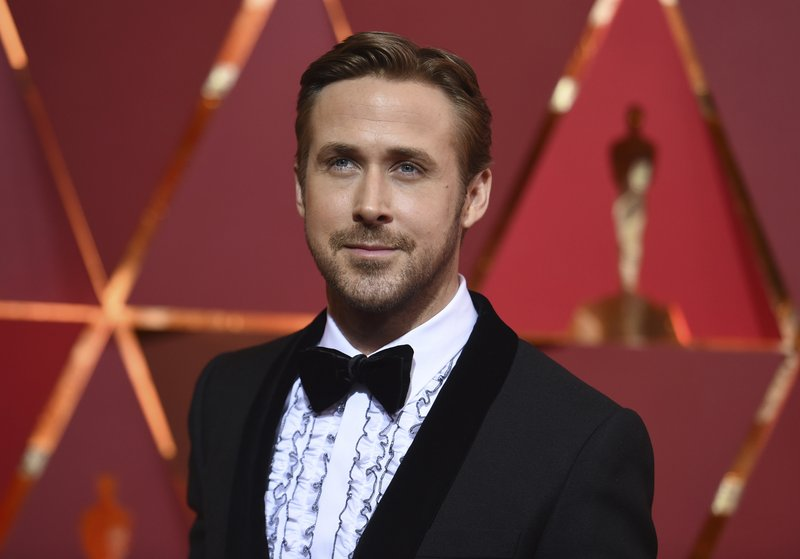 26, 2017 File Photo, Actor And Academy Award Nominee Ryan Gosling Arrives  At The Oscars In Los Angeles. Gosling Was Nominated For Best Actor For His  Role ...