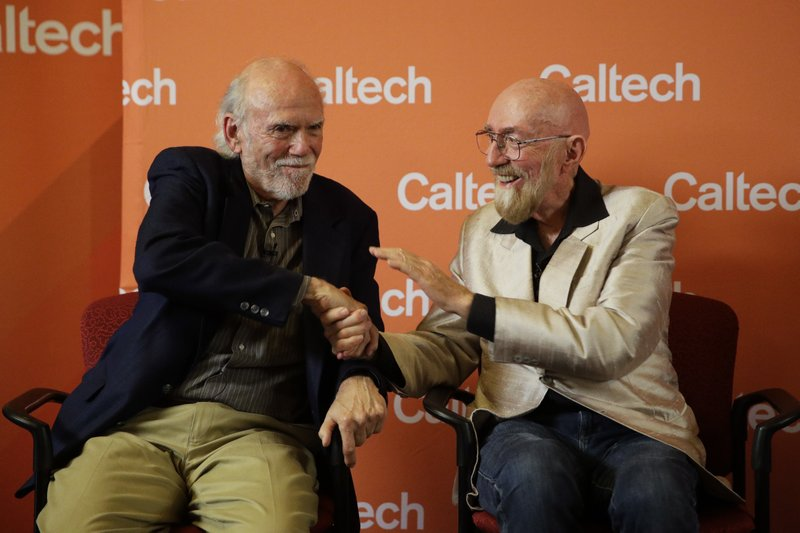 Barry Barish, Kip Thorne