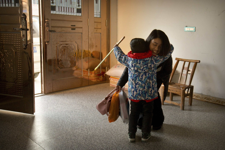 China mom pays dearly for husband's probe of Ivanka Trump