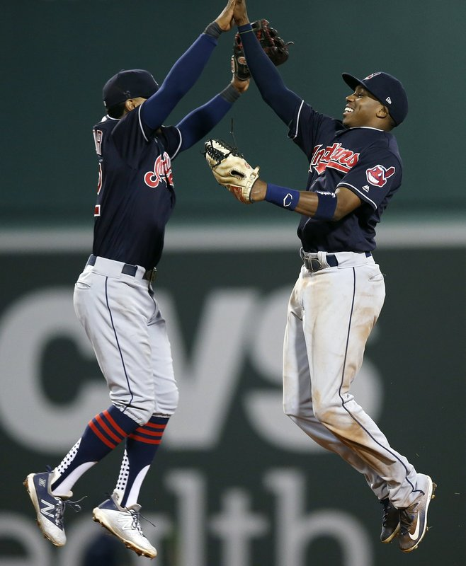 Greg Allen, Francisco Lindor