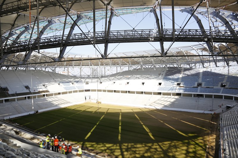 MAKAS ARBEH? Russia Warns Of Locusts Destroying World Cup Fields