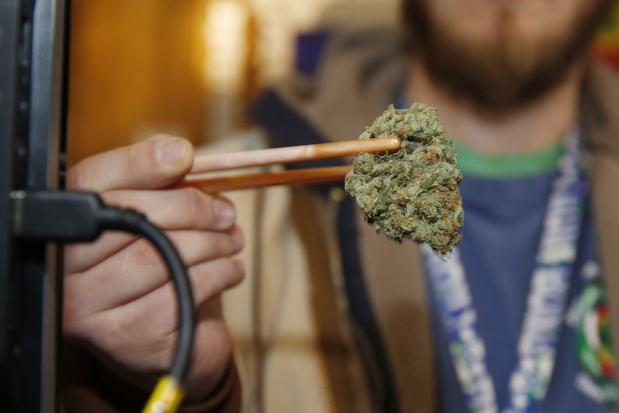 AP – Smoking strong pot daily raises psychosis risk, study finds
