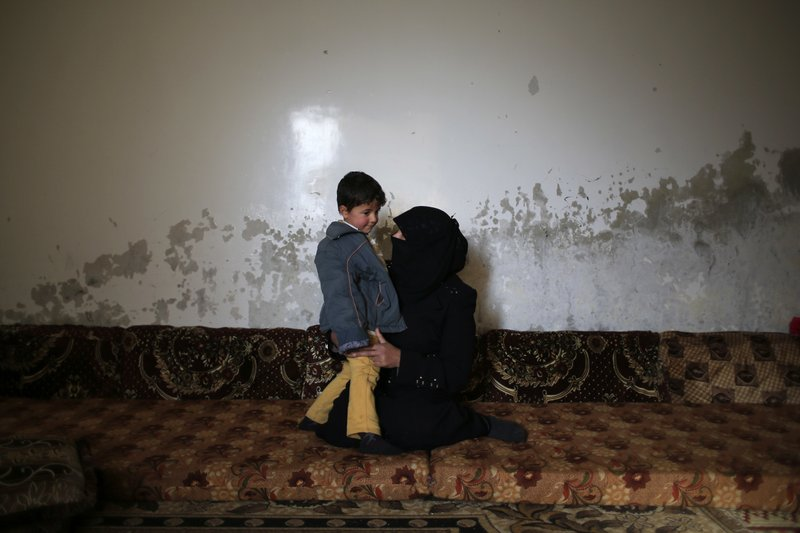 From IS to government control, Syrians left with few choices