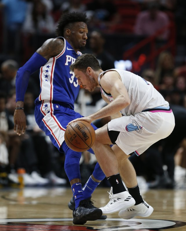 Robert Covington, Goran Dragic