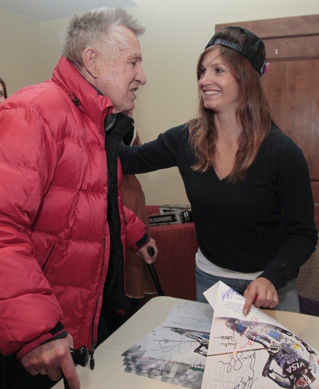 Bob Beattie, Julia Mancusio