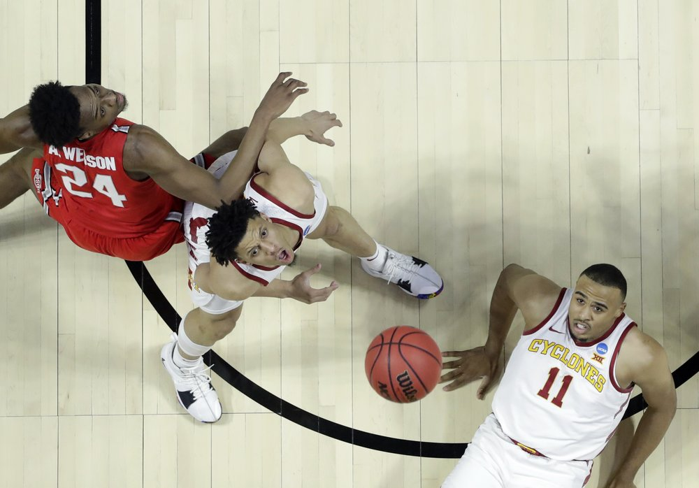 Iowa State s Horton-Tucker to declare for NBA Draft ebffe6f59