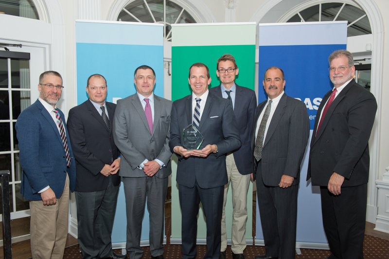 Transplace Named Supplier of the Year for North America by BASF