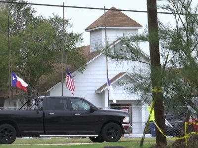Texans: Demolishing Church Up to Parishioners