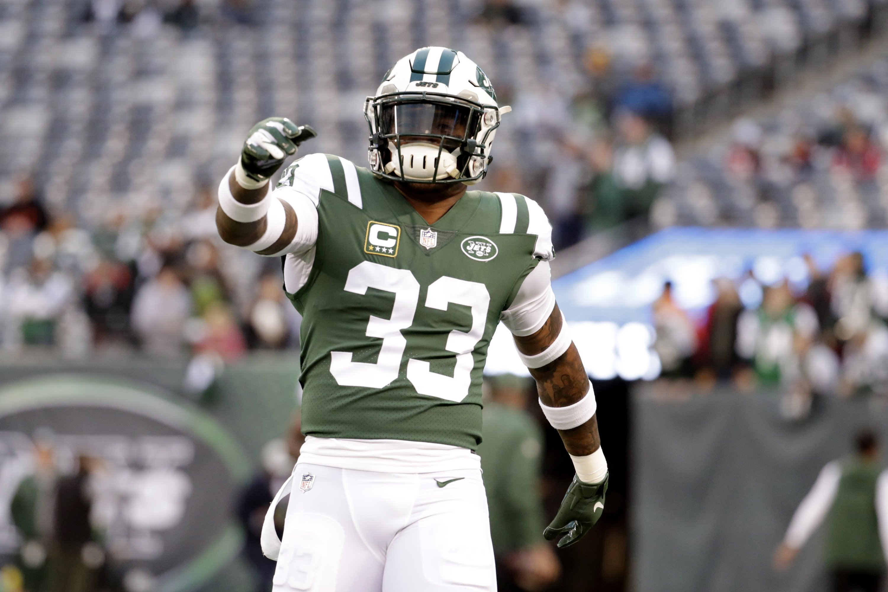 brand new 5e759 b4ec5 Jets' playmaking Jamal Adams delivers on Pro Bowl promise