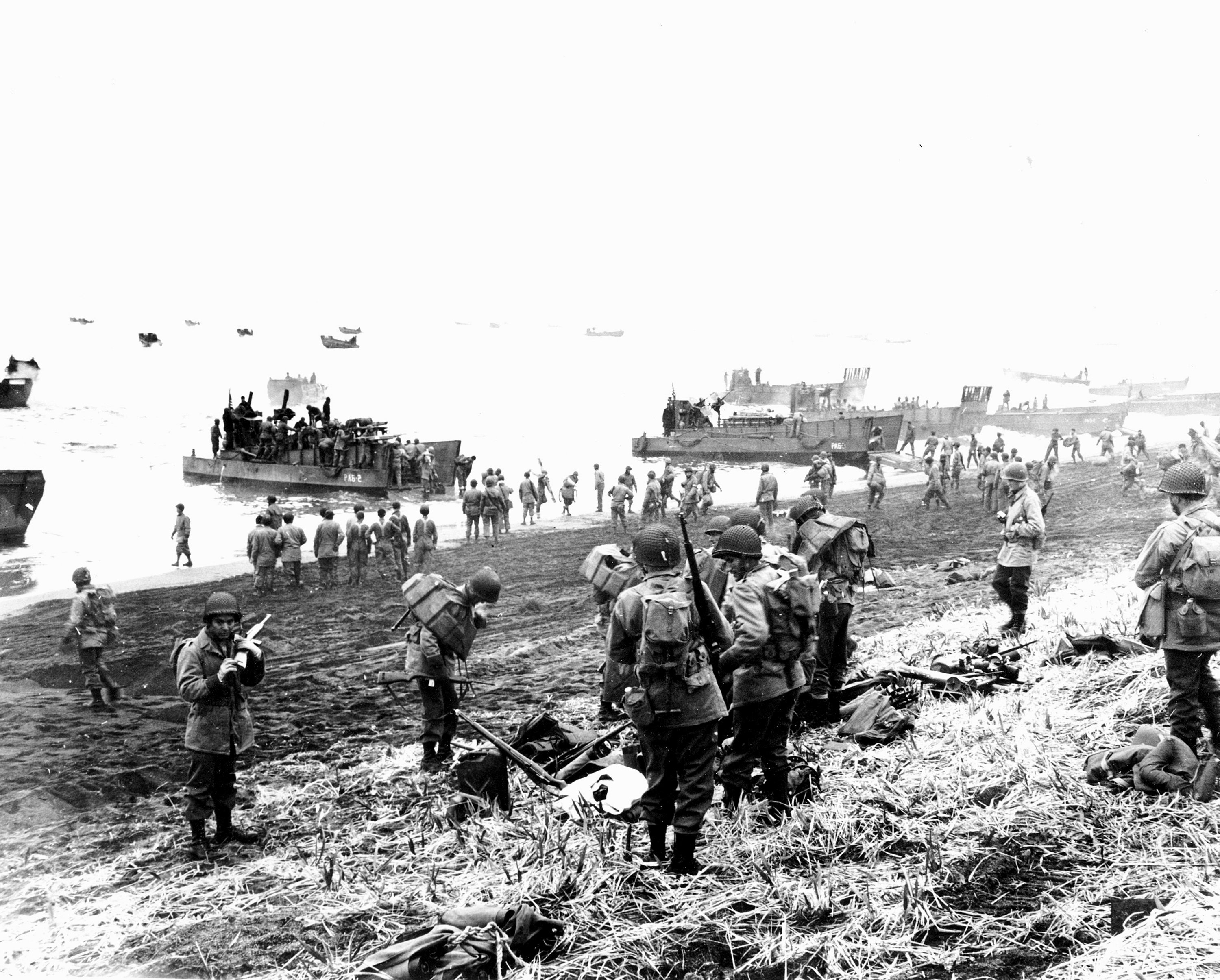 AP WAS THERE: 75 years ago, reporter lands on Attu Island