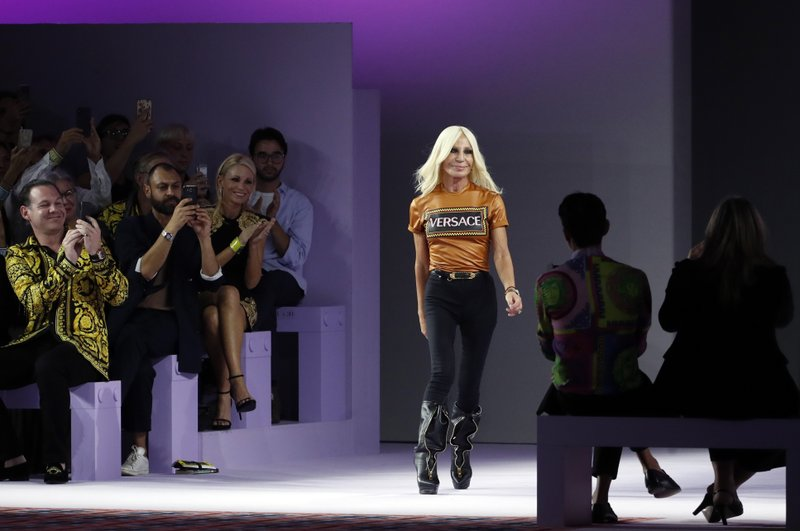 Versace reportedly set for $2bn takeover by Michael Kors