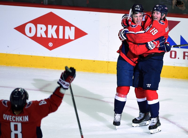 T.J. Oshie, Nicklas Backstrom