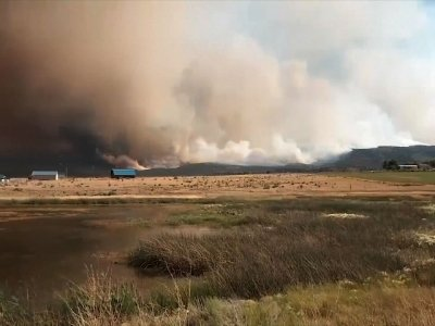 Utah Wildfire Forces Hundreds To Evacuate Homes
