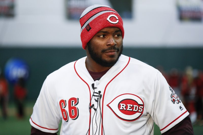 Reds roster 2019