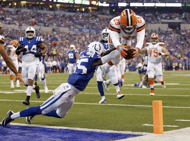 Pierre Desir, Duke Johnson