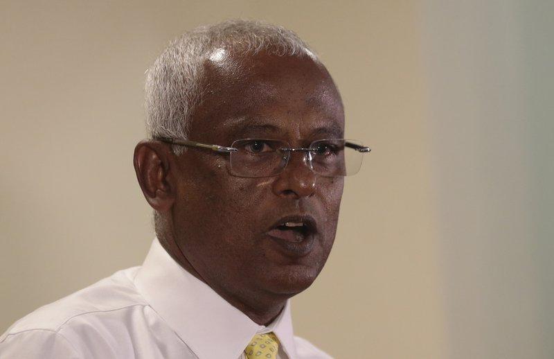 Ibrahim Mohamed Solih