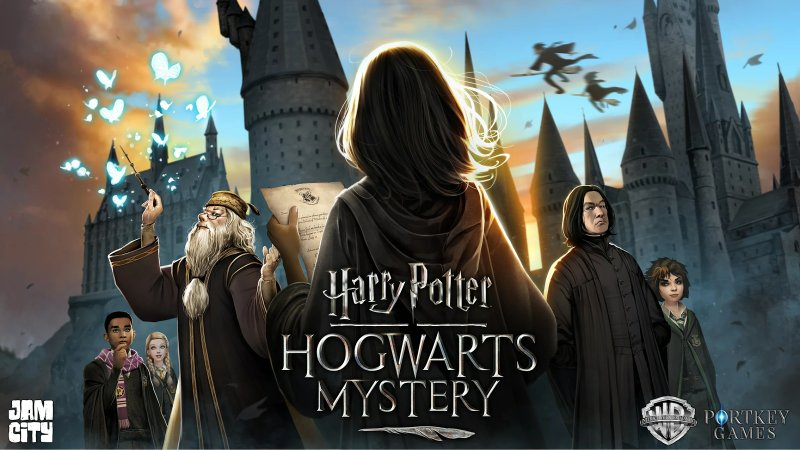 Jam City Launches Harry Potter: Hogwarts Mystery Mobile Game in Hong Kong and Taiwan