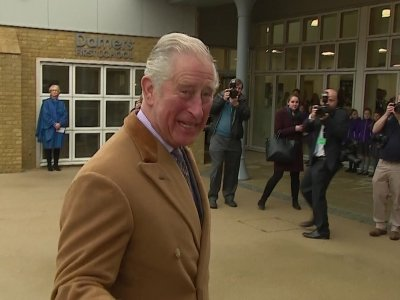 Prince Charles 'thrilled' over royal engagement