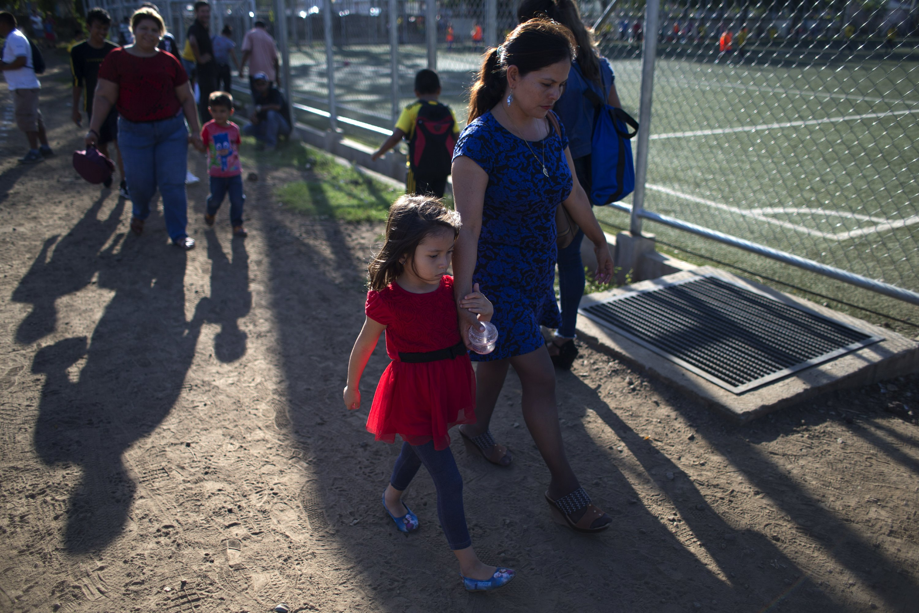 AP Investigation: Deported parents may lose kids to adoption