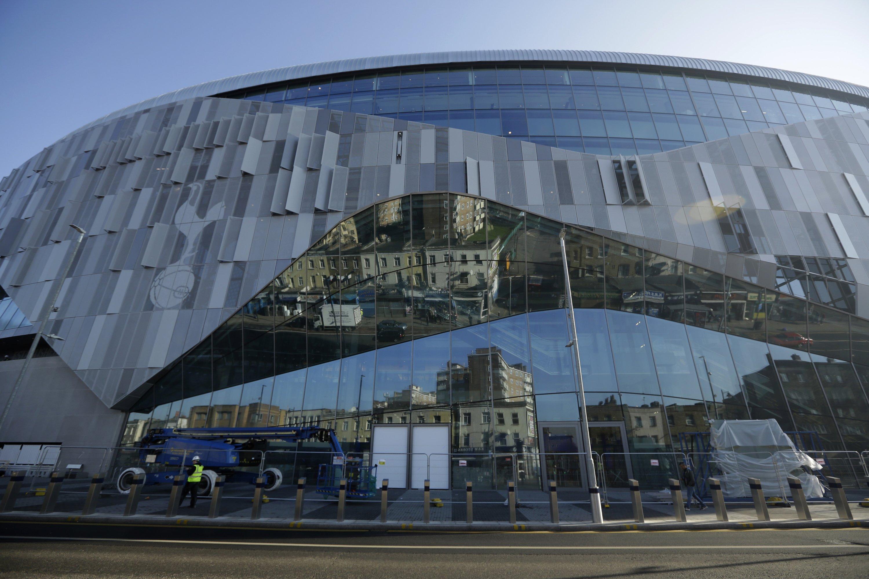 Tottenham Stadium Follows Us Financing Model